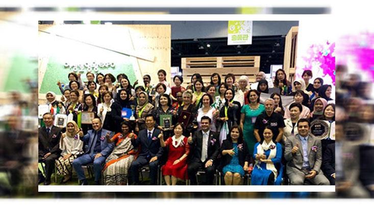 جشنواره بین المللی بانوان مخترع و کارآفرین کره جنوبی