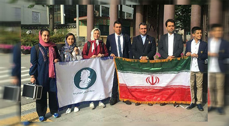 ایران 12 جایزه المپیاد اختراعات کره جنوبی را کسب کرد