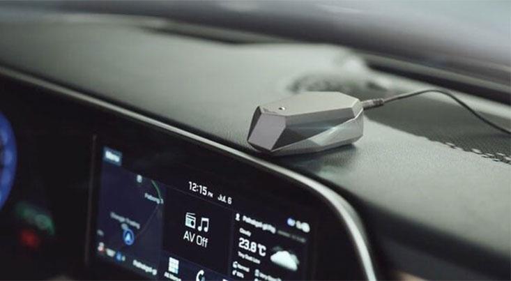خودروی خود را با گوشی استارت بزنید