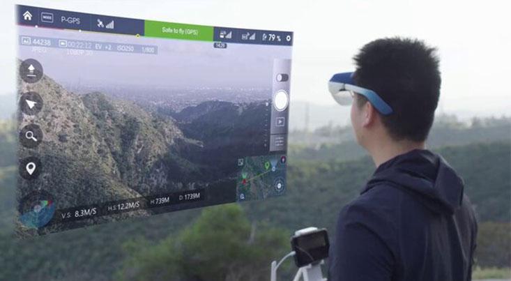 مشاهده دنیایی دیگر با فاصله ۲ متری از کاربر