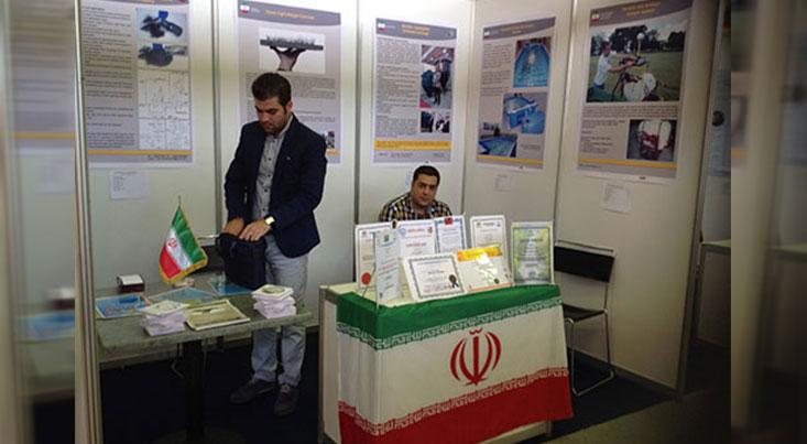 حضور مخترعین ايرانی در جشنواره كشاورزي و محصولات غذايي کروواسی + تصویر