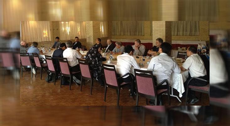 برگزاری نخستین جلسه هیئت رییسه فدراسیون مخترعان در سال 2014