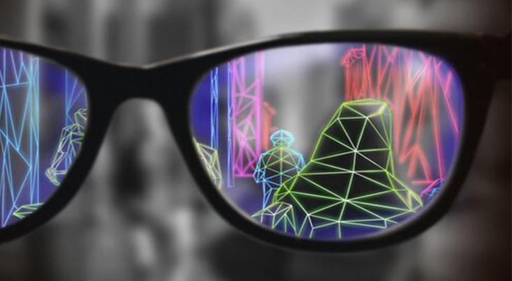 بهبود حرکت افراد کمبینا با کمک عینکهای واقعیت افزوده