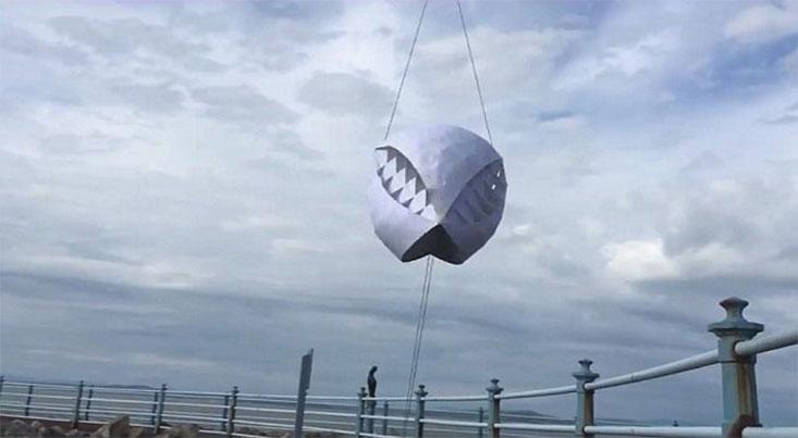 توربین بادی مناسب آپارتمان ساخته شد