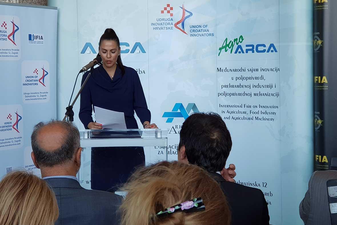 مراسم اختتامیه نمایشگاه (ARCA 2019)