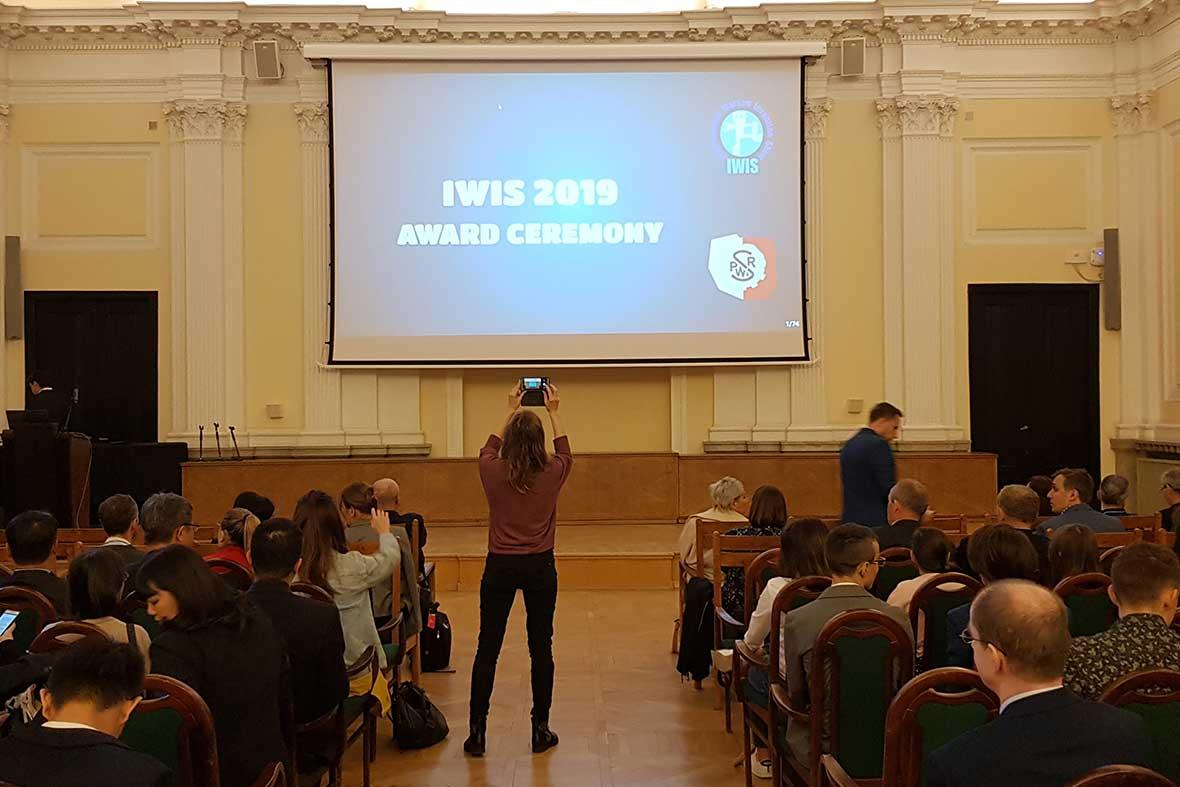 مراسم اختتامیه نمایشگاه بین المللی اختراعات کشور لهستان