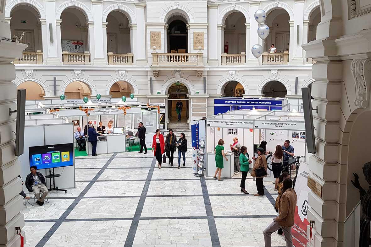 نمایشگاه بین المللی اختراعات کشور لهستان در شهر ورشو
