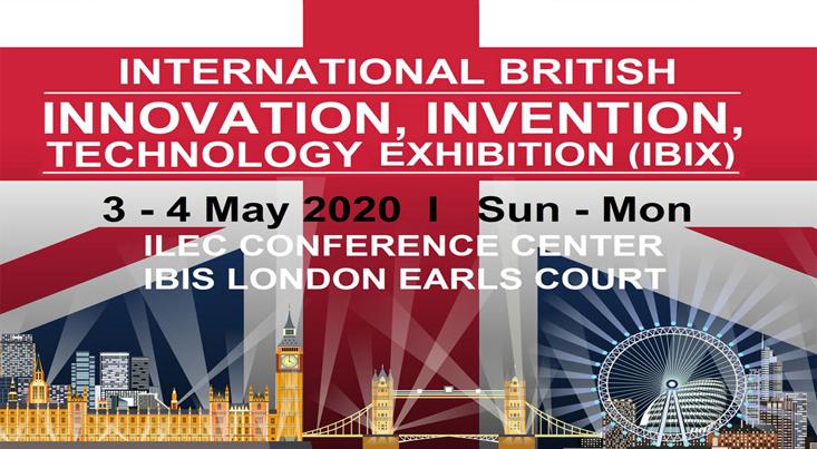 نمایشگاه بين المللي اختراعات انگلیس