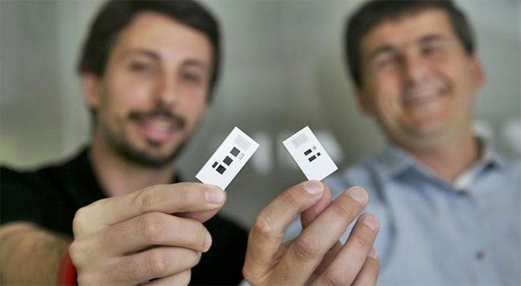 باتری کاغذی یکبار مصرف ساخته شد