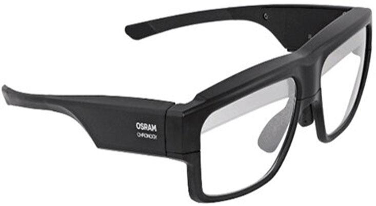 تنظیم ساعت بدن با یک عینک هوشمند