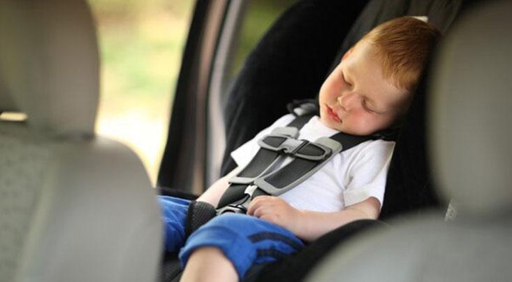 ابداع حسگری برای نجات جان کودکان جا مانده در خودرو