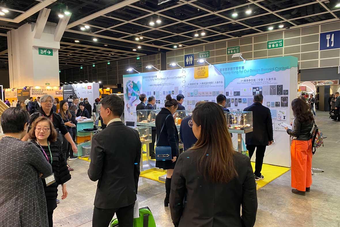 بازدید عمومی از جشنواره اختراعات و نوآوری های هنگ کنگ