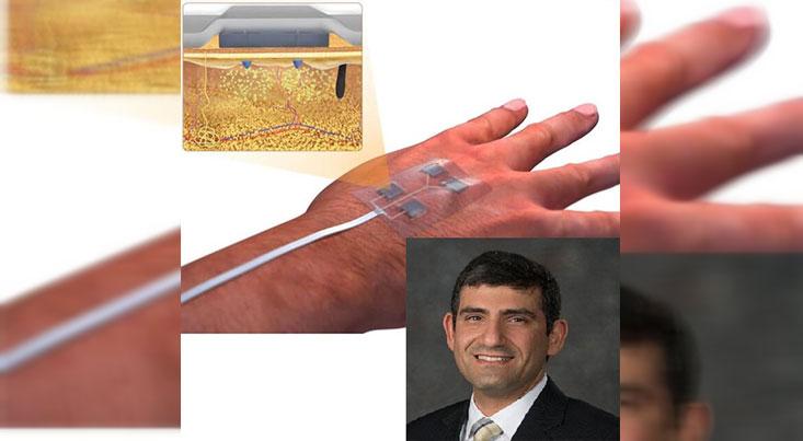 درمان زخمهای مزمن دیابتی با یک بانداژ جدید