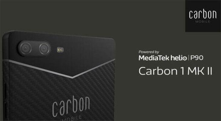 نخستین موبایل فیبرکربنی دنیا ساخته شد
