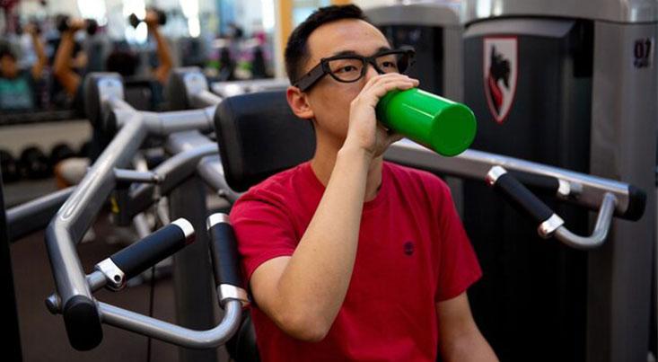 توسعه عینکی که رژیم غذایی را زیر نظر میگیرد