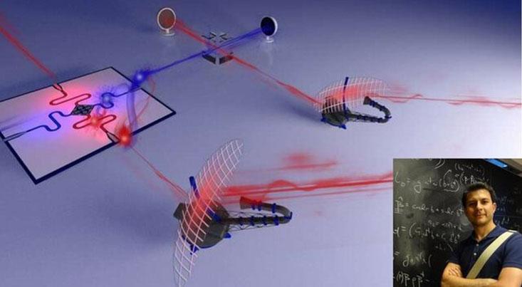 ساخت نخستین رادار کوانتومی به سرپرستی دانشمند ایرانی