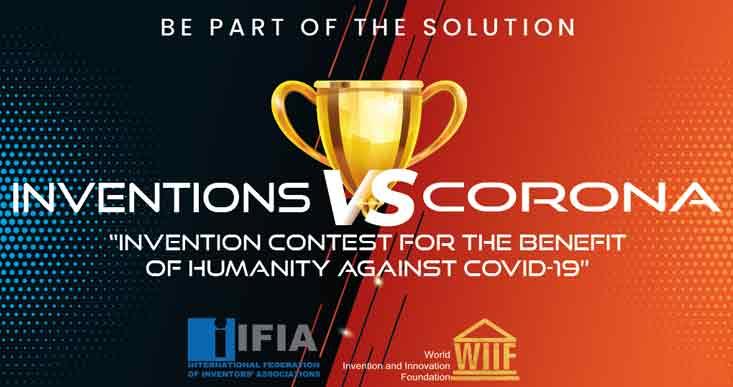 مسابقات جهانی اختراعات در مقابله با ویروس کرونا