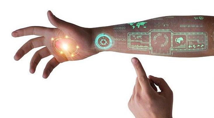 نظارت بر سلامت و ردیابی تومورها براساس فناوری سایبورگ
