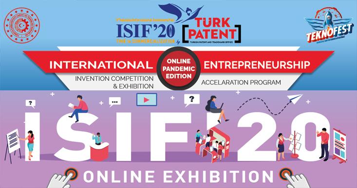 مسابقات بین المللی آنلاین اختراعات کشور ترکیه