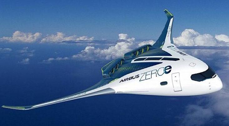ایرباس هواپیماهای هیدروژنی با آلایندگی صفر میسازد