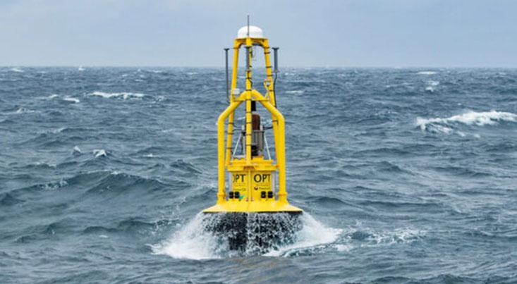 تامین الکتریسیته از امواج اقیانوس