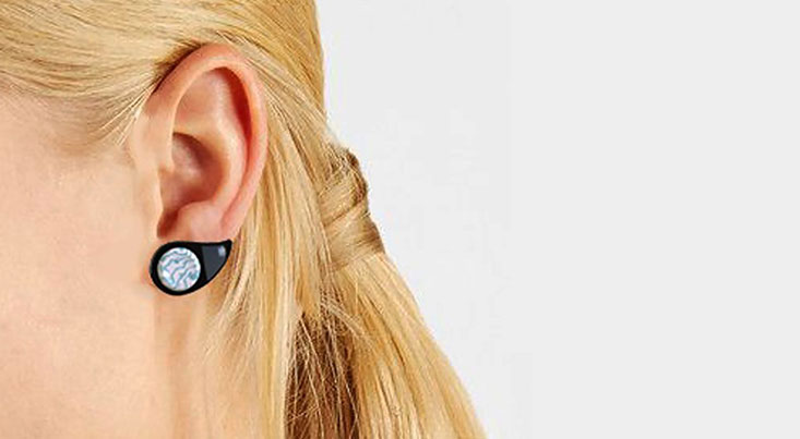 کنترل قند خون با کمک یک گوشواره