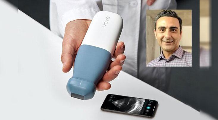محقق ایرانی دستگاه قابل حمل اسکن بدن با گوشی ساخت