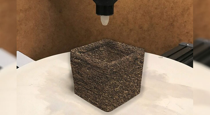 تولید مواد عایق صدا با استفاده از قارچ