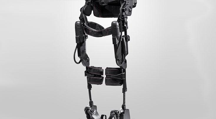 بهبود توانبخشی بیماران مبتلا به سکته مغزی با کمک اسکلت رباتیک