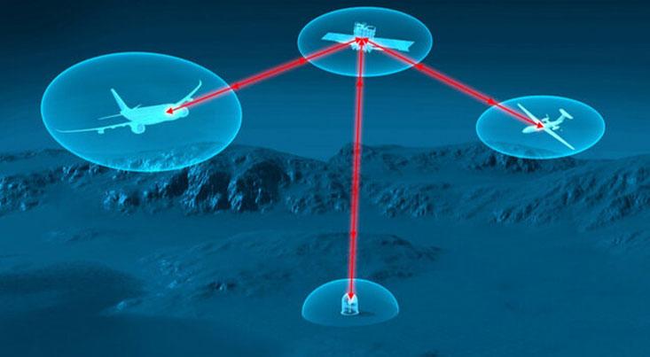 استفاده از لیزر برای اتصال هواپیماها به اینترنت
