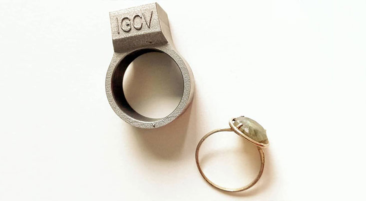 حلقه هوشمند جایگزین کلید و کارت بانکی میشود