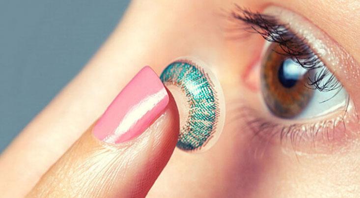 لنز هوشمندی که علائم حیاتی بدن را اندازه میگیرد