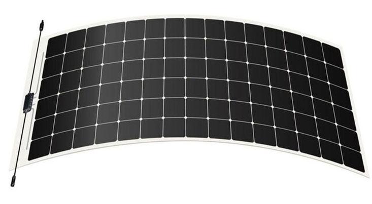 صفحه خورشیدی بدون قاب ساخته شد