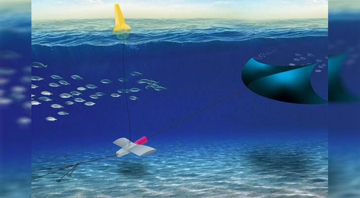 تولید برق از جذر و مد آب دریا